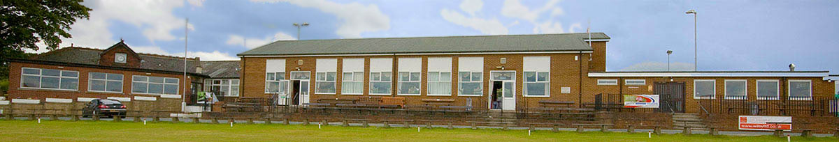Elland Cricket Club buildings